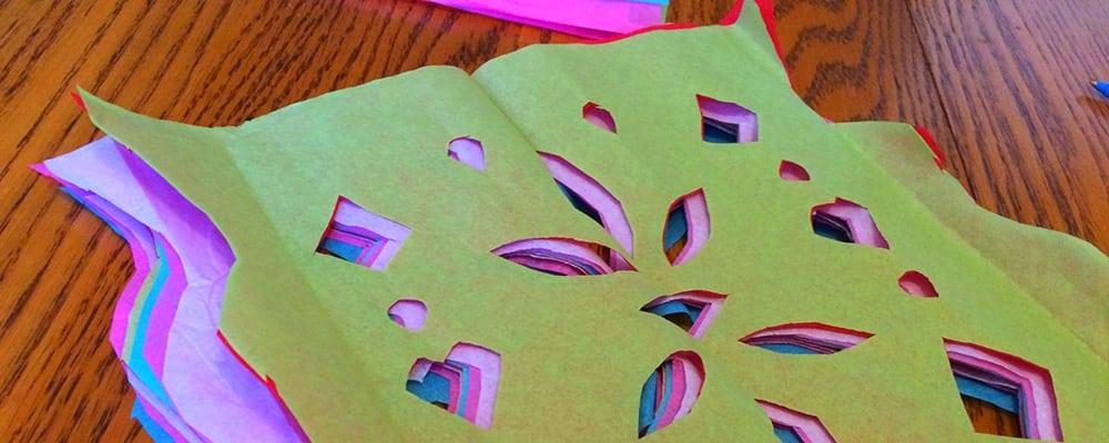 Teen Summer Fun: Mexican Paper Art - Papel Picado