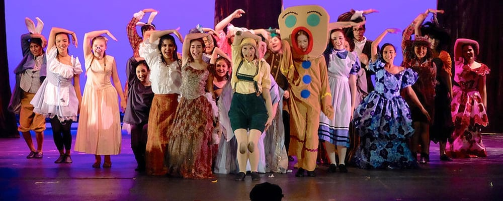 Children's Performance Series: CSUN Teenage Drama Workshop