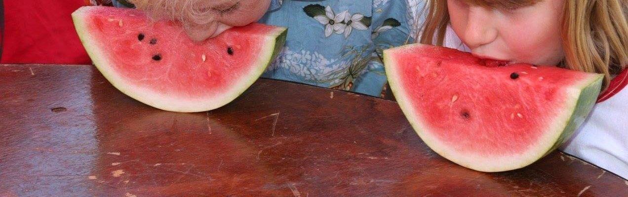 California Watermelon Festival