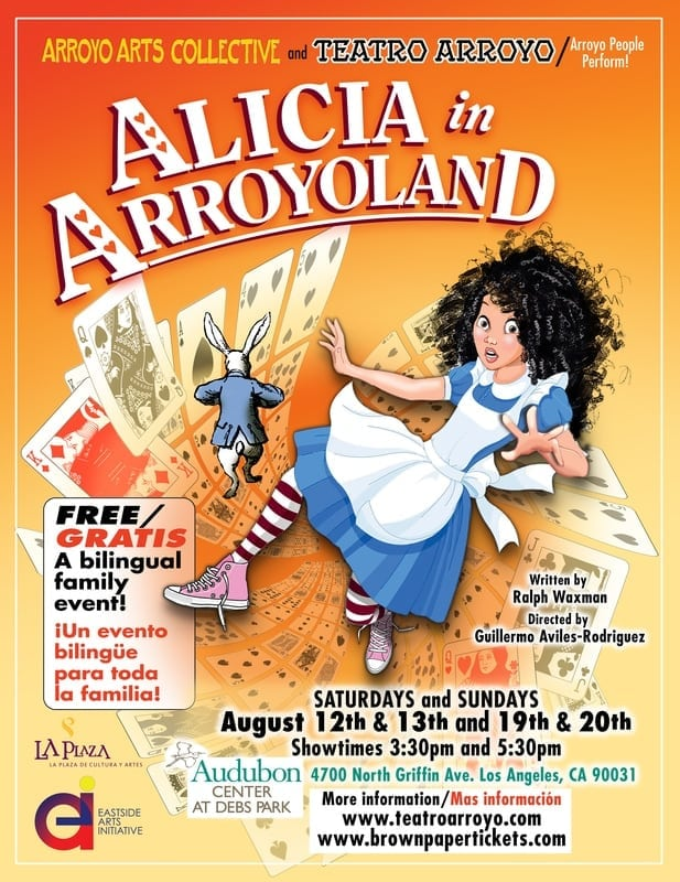 Alicia In Arroyoland