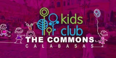 Kids Club at The Commons