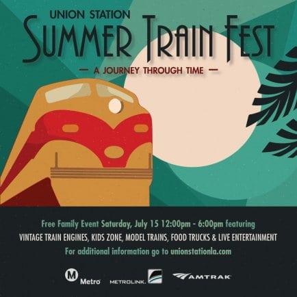 Union Station Summer Train Fest