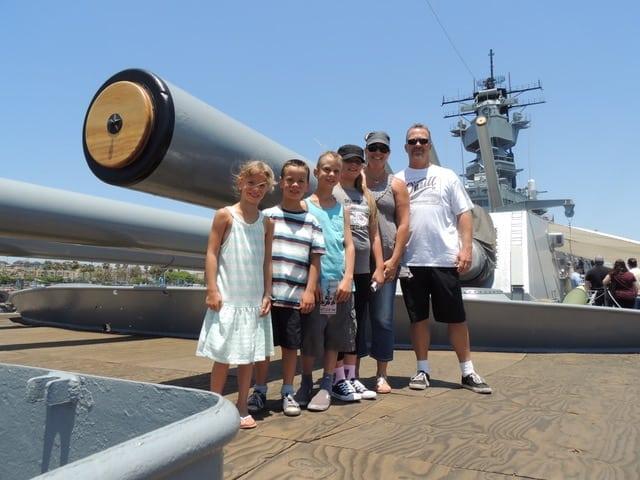 Father's Day Battleship, Brews & BBQ