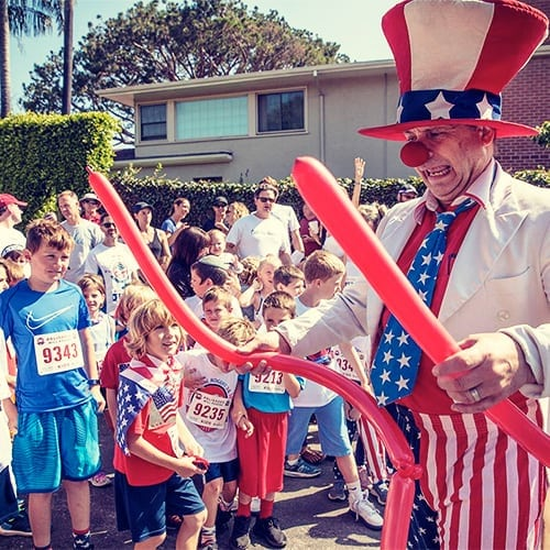 Pacific Palisades' Independence Day Celebrations