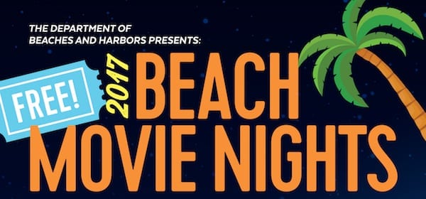 Dockweiler Beach Movie Night