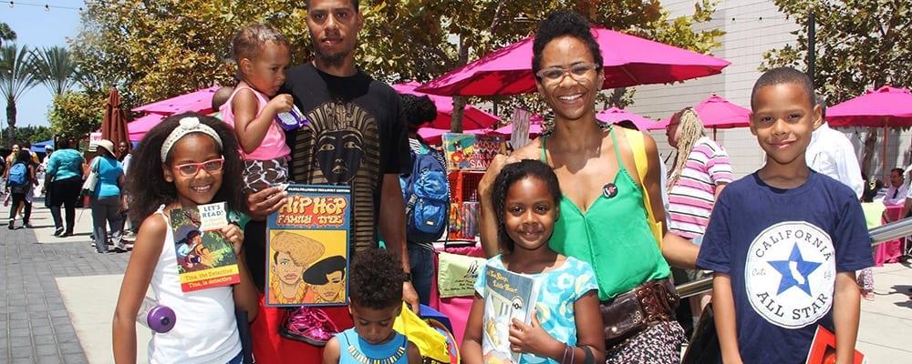 The 11th Annual Leimert Park Village Book Fair