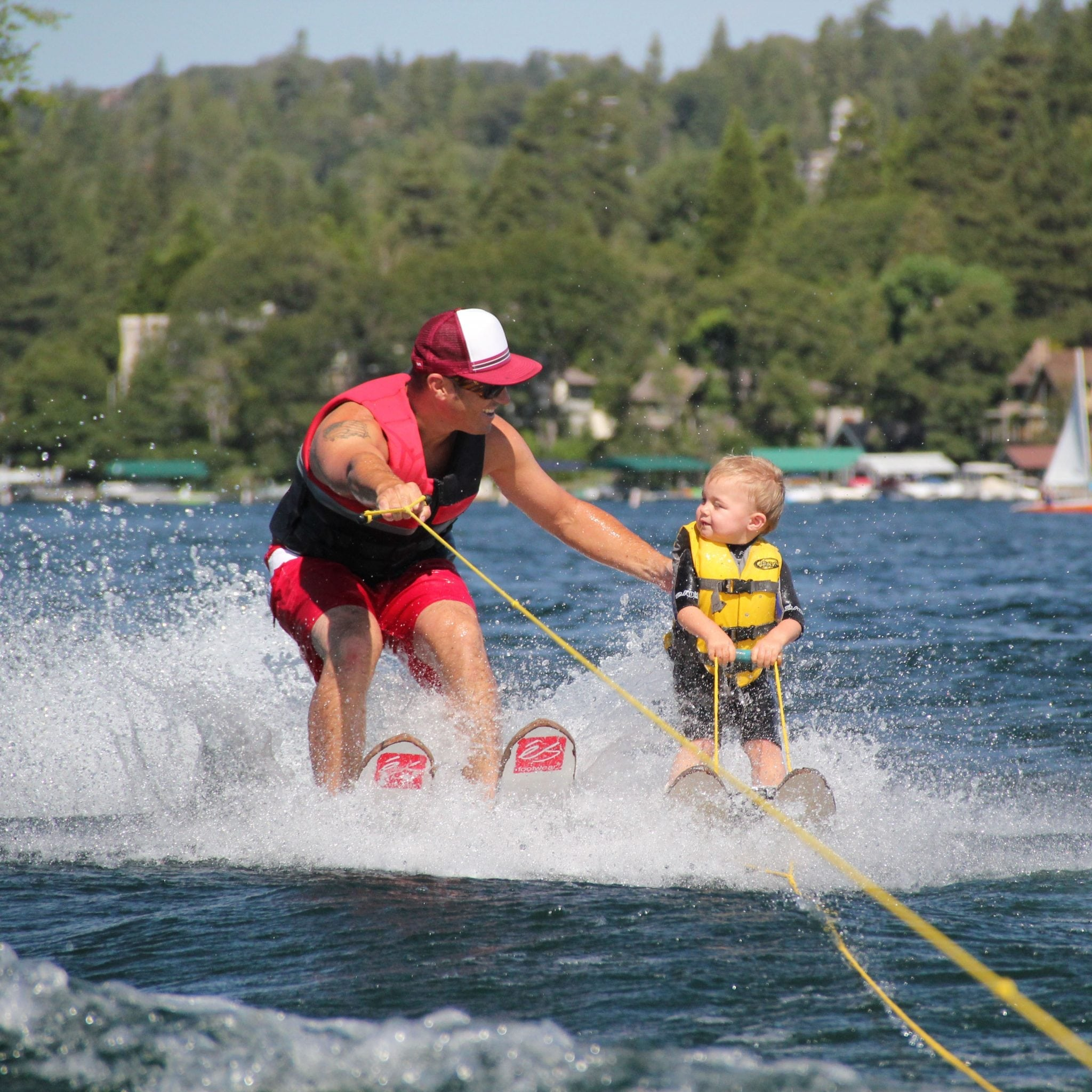 Outdoor Fun With 7 Great Water Sports For Kids And Families