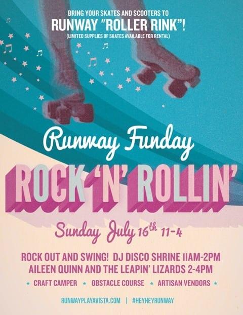 Rock 'n' Roller Skating in Playa Vista