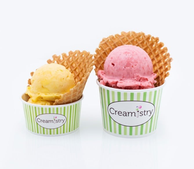 Creamistry's National Ice Cream Day Event