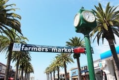 Kid's Day at the Hermosa Beach Farmers' Market!