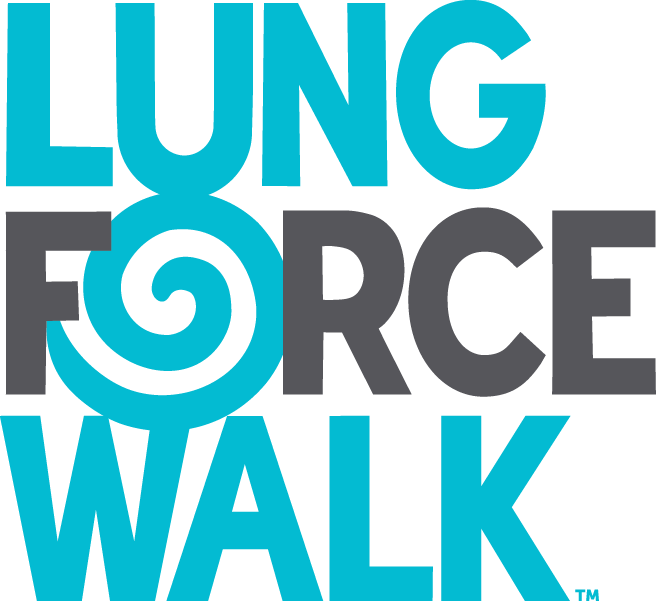 American Lung Association's Lung Force Walk
