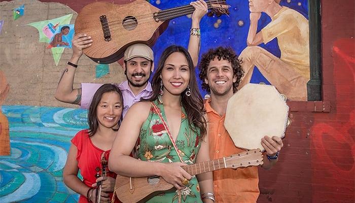 Garden Concerts for Kids: Sonia De Los Santos