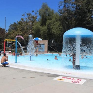 Splash Pad Virginia Beach