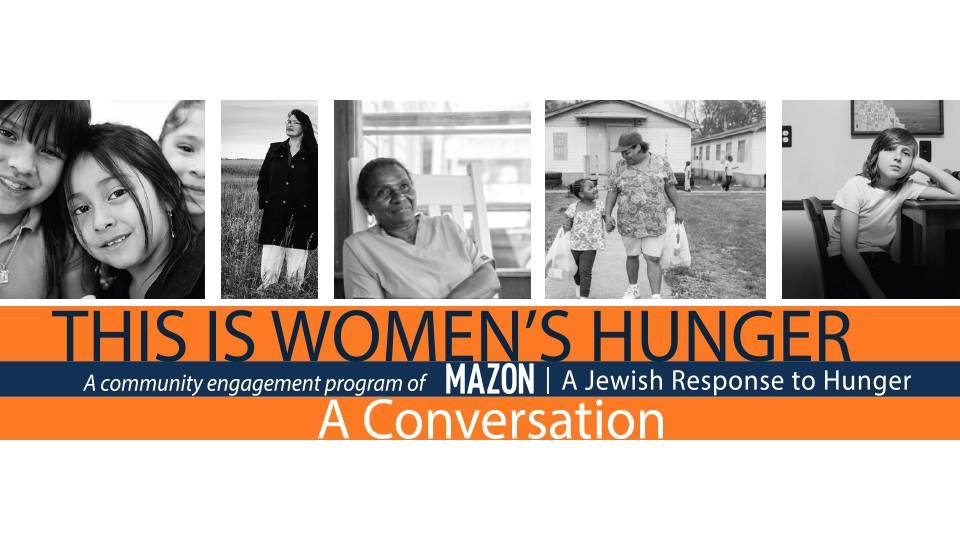 This is Women's Hunger: a Conversation