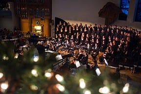 CLU's Christmas Festival Concerts