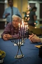 CLU Hillel Club's Hanukkah Party