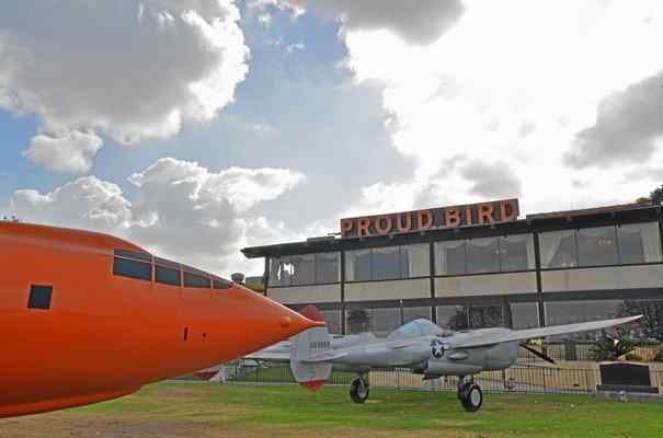 National Aviation Day at The Proud Bird