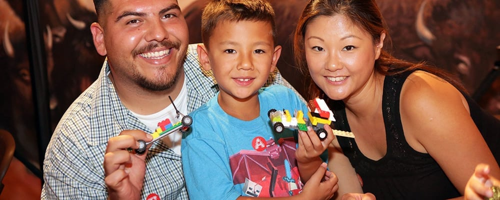 Autry Explorers: LEGO Derby