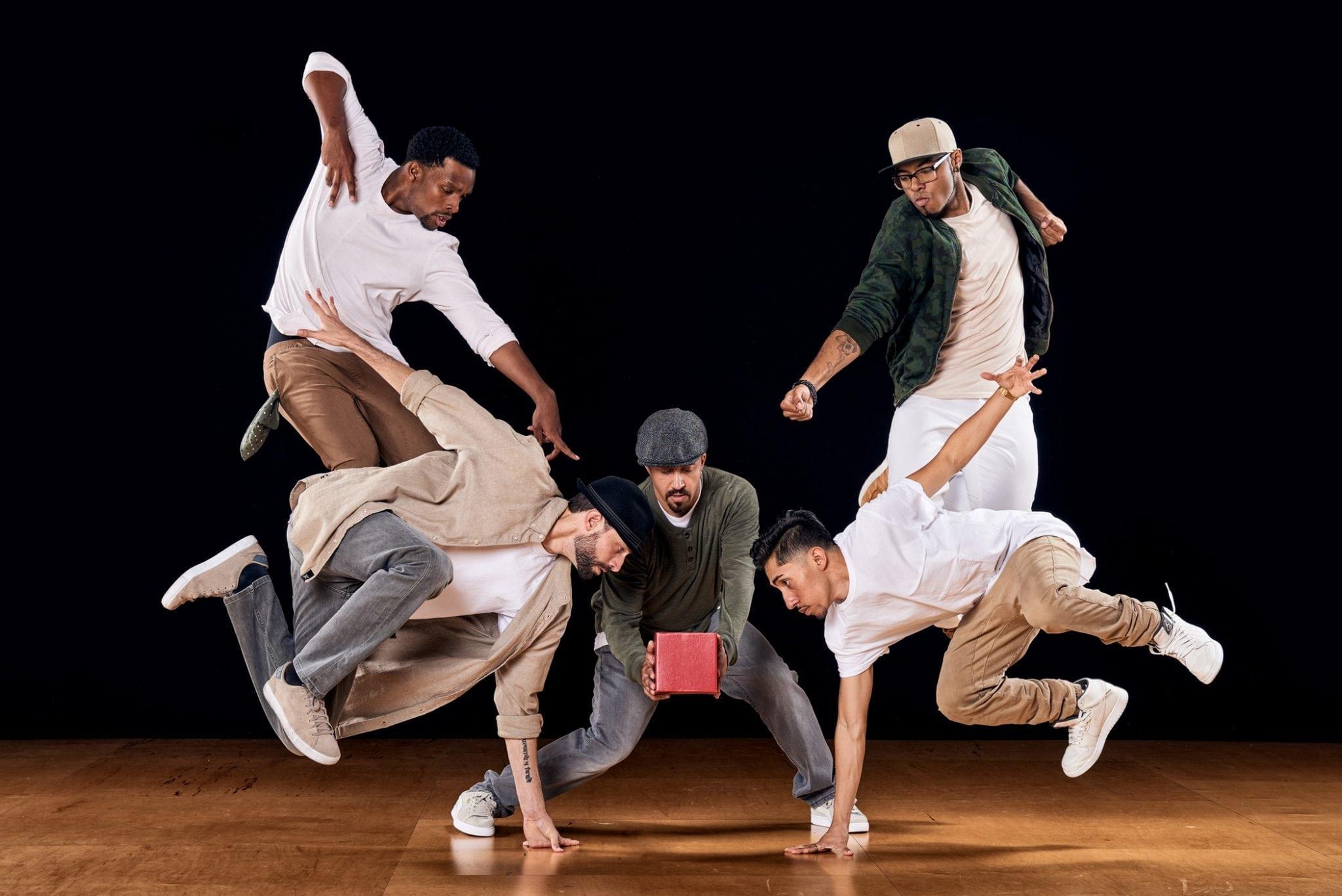 Versa-Style Dance Company: Box of Hope