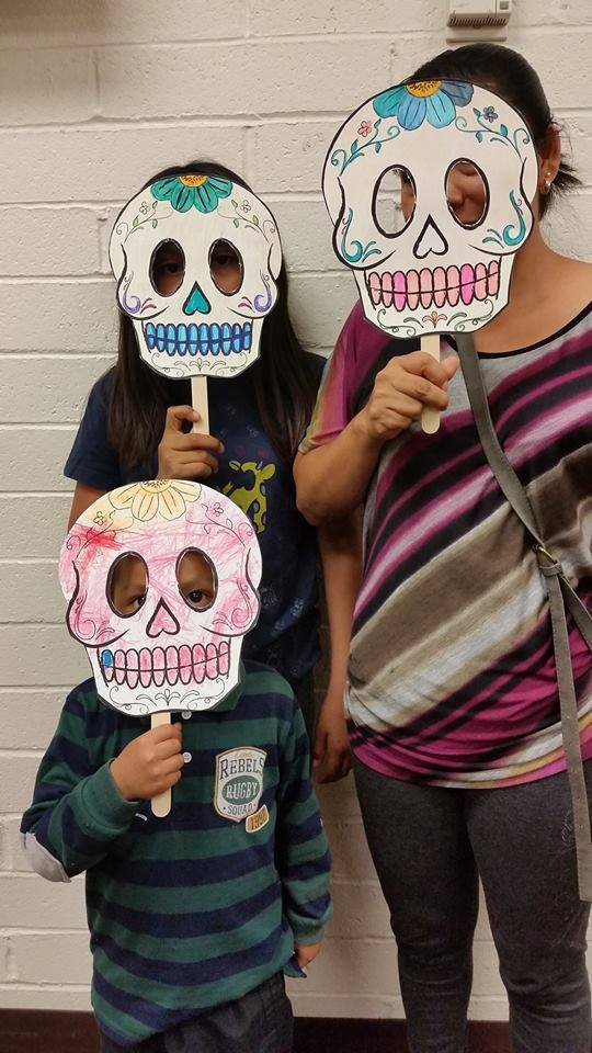 Family Days @ LA Plaza - Día de los Muertos