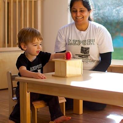 LePort Montessori Lomita