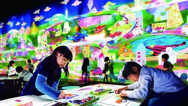 Future Park: Art + Technology Exhibit