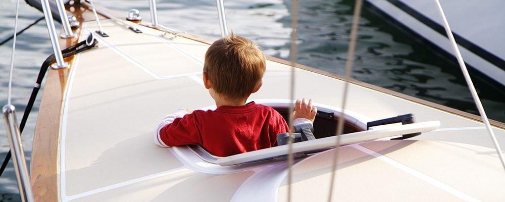 LA Harbor In-Water Boat Show