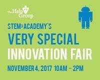 STEM3 Academy's Very Special Innovation Fair