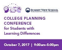 College Planning Conference