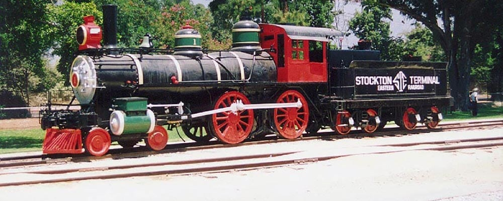 Travel Town Train Museum's Depot Day