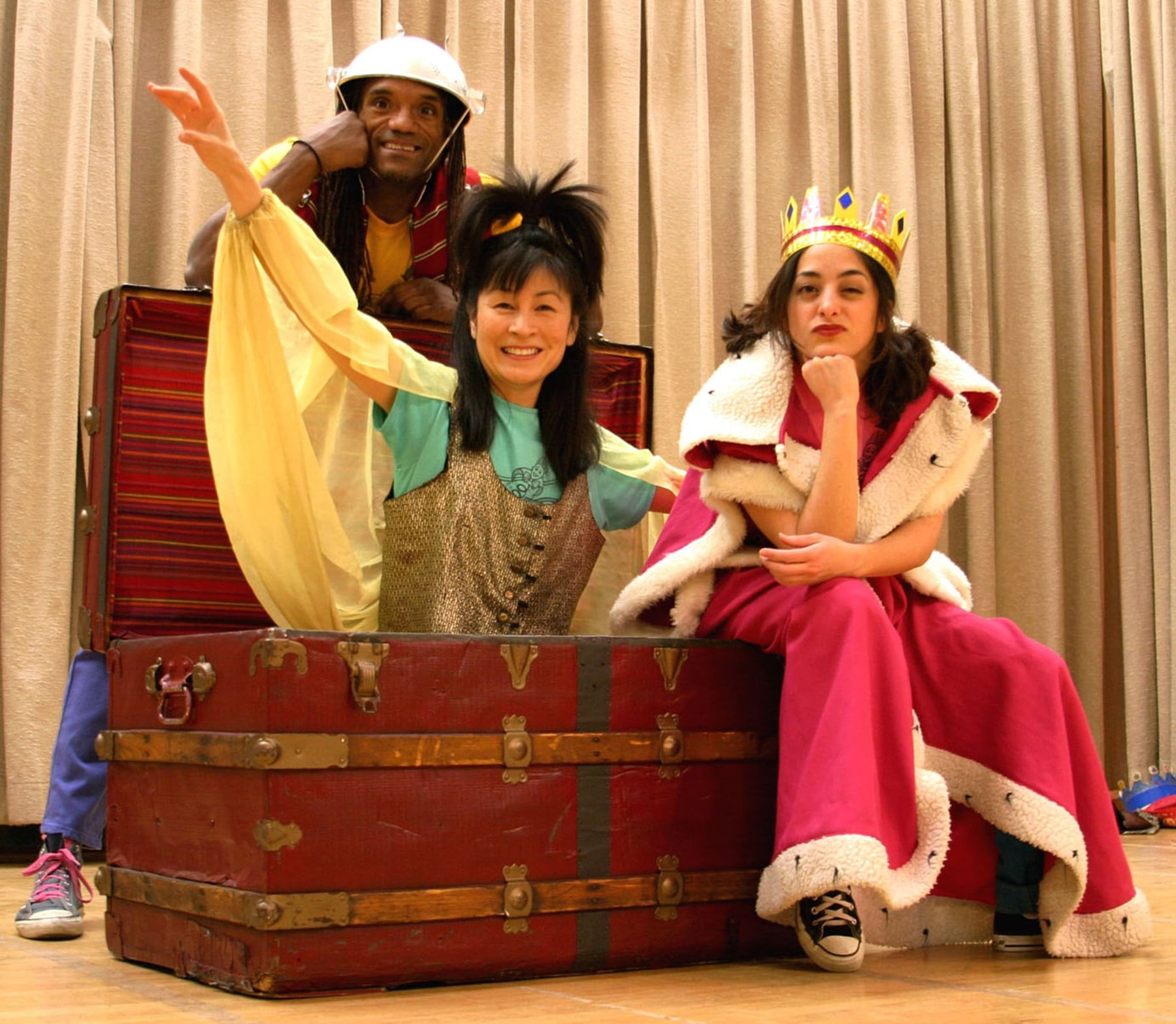 ICT's Saturday Family Theatre Series: Proud To Be Me