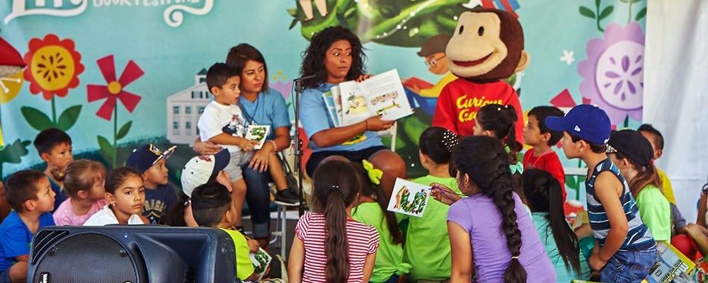 Fall Into Literacy Book Festival