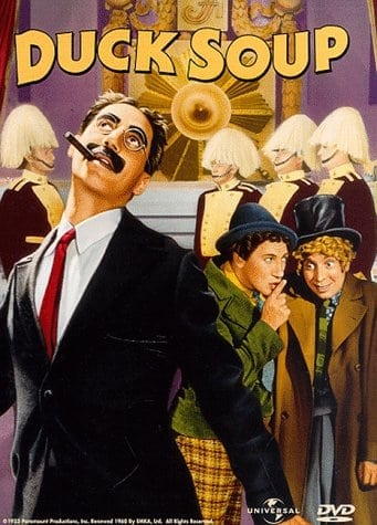 Family Flicks Film Series: Duck Soup