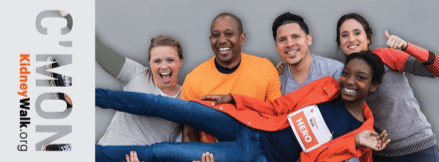 National Kidney Foundation's Los Angeles Kidney Walk