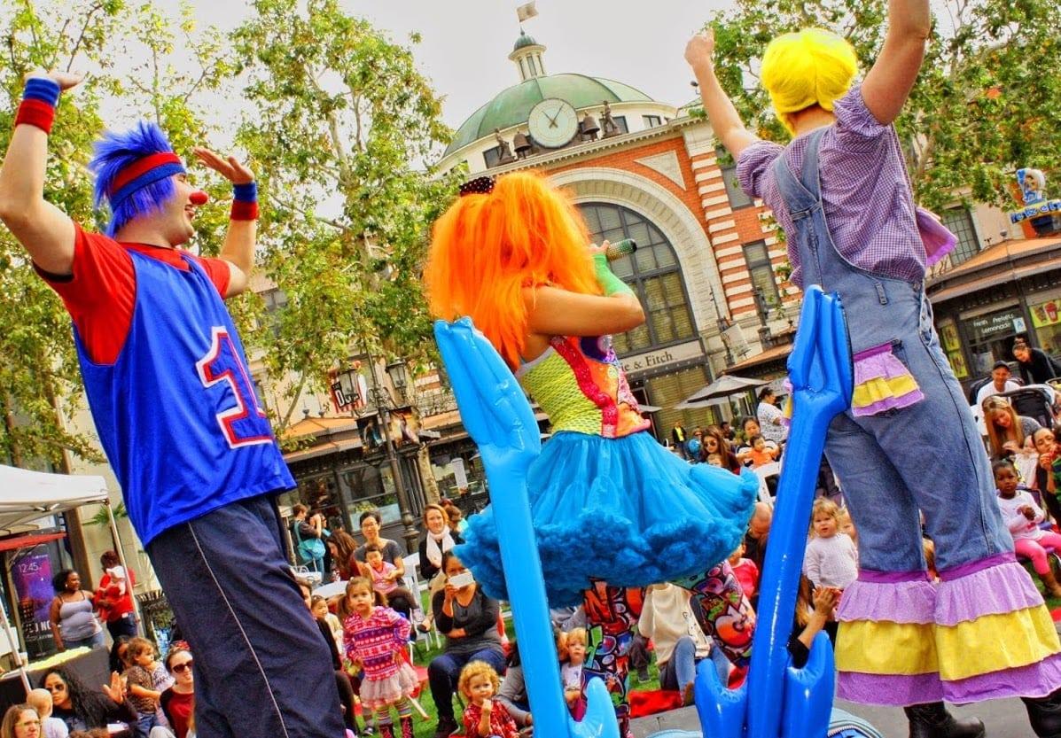 Kids Events Sept  La