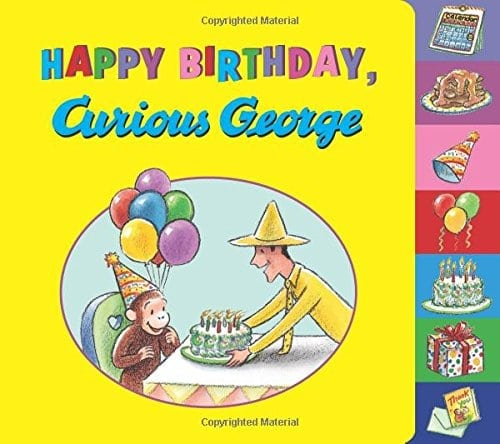 Curious George Day Celebration!