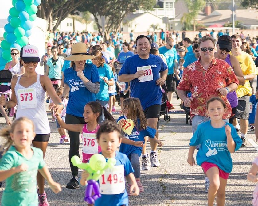 Didi Hirsch's Alive & Running 5K Run/Walk