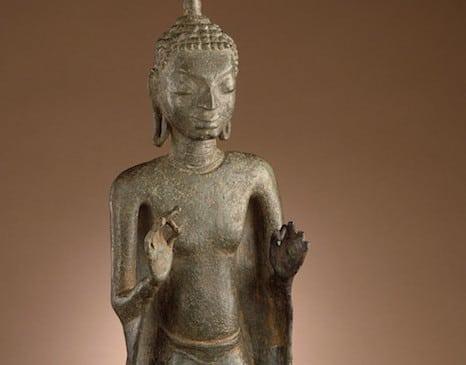 LACMA On-Site: Imagining the Shakyamuni Buddha Today