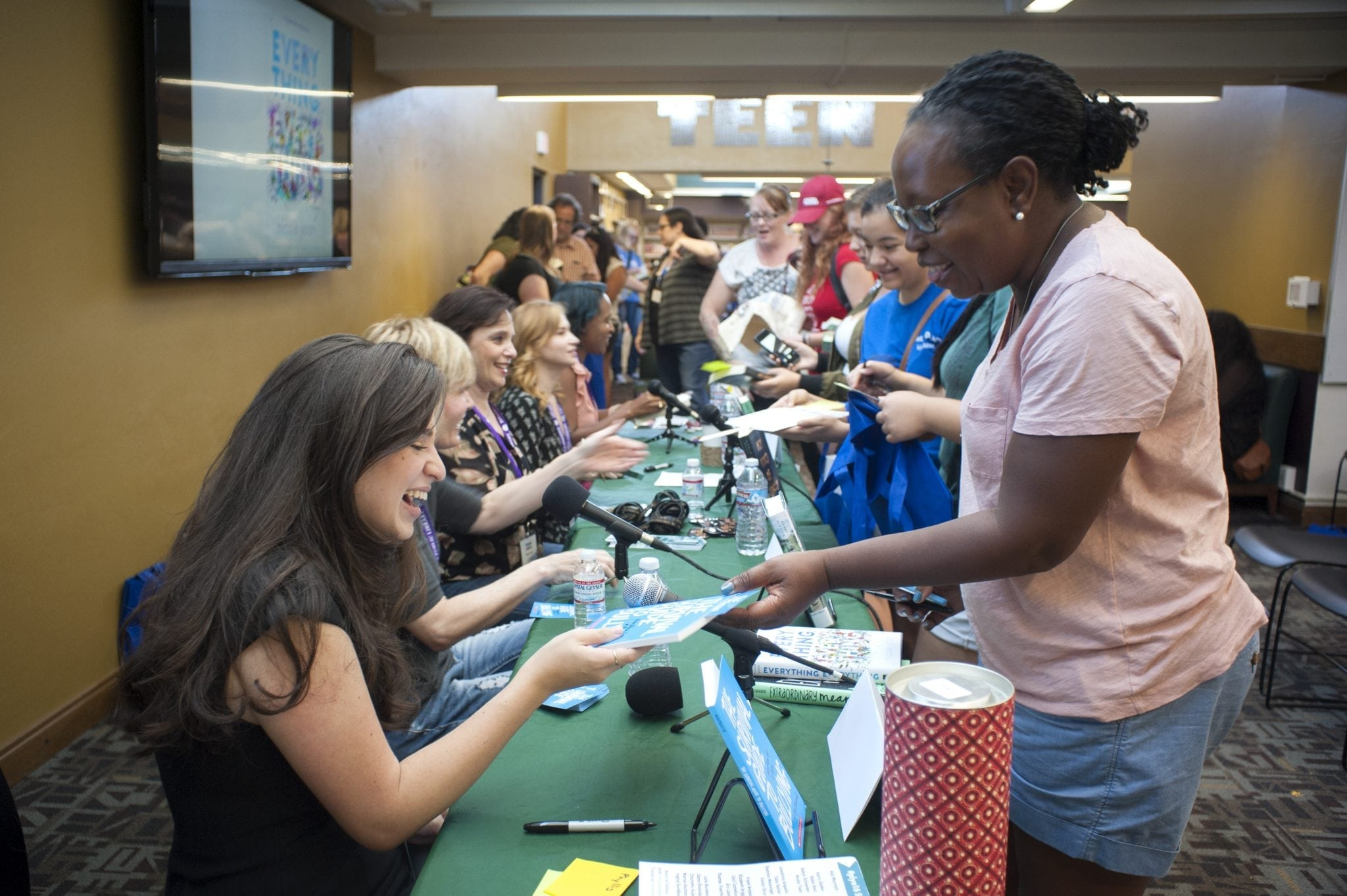 Pasadena Loves YA: A Teen Book Festival