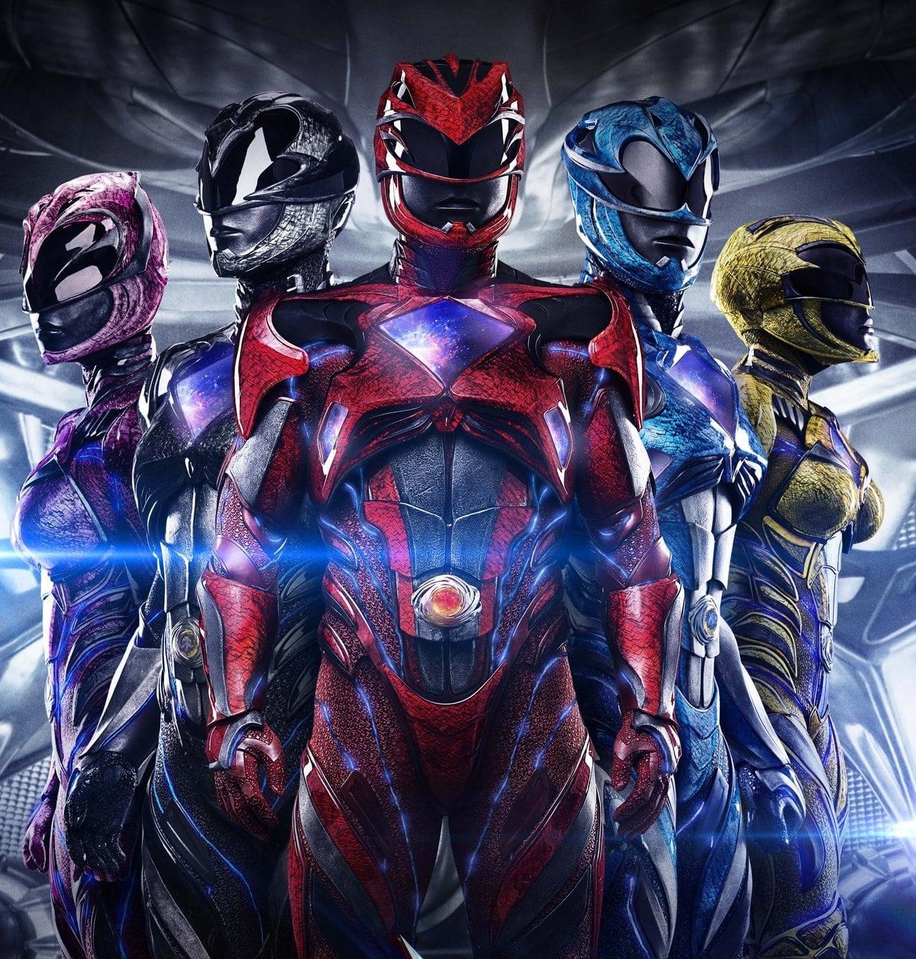 Movie Under The Guns: Power Rangers