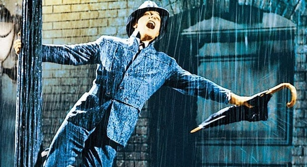 Singin' in the Rain at the Hollywood Bowl