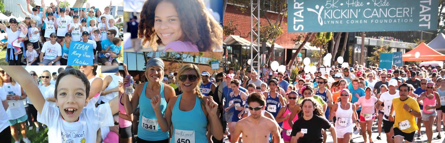 16th Annual Kickin' Cancer! 5K Run, Walk, Stroll