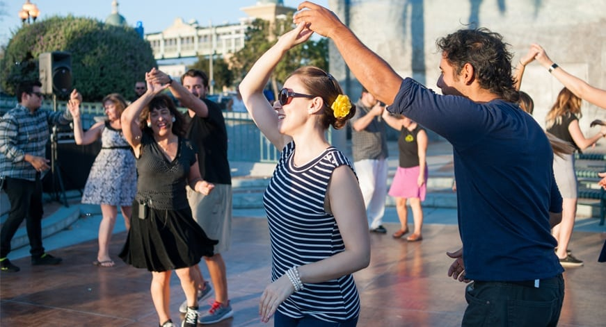 JAM Session in Newhall: Swing Dance
