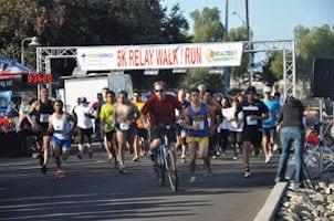 Healthy San Fernando Dia de los Muertos 5K