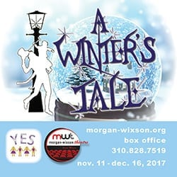 A Winter's Tale: A Musical Dickens Of A Christmas Carol