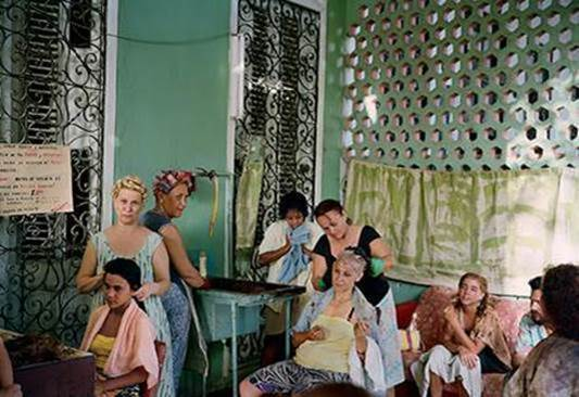 "Annenberg Space for Photography's ""Cuba Is"" Exhibit"