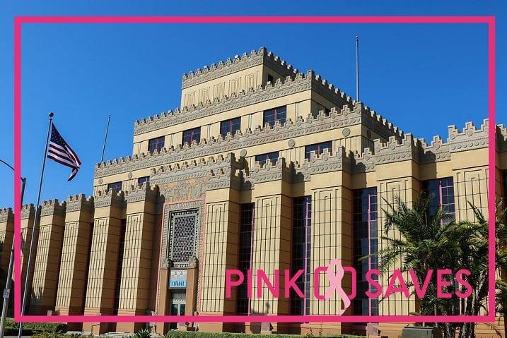PINK SAVES Fashion Show