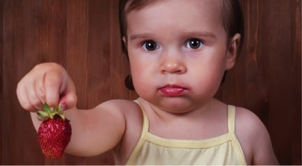 Health and Wellness: Does Your Child Have Food Allergies