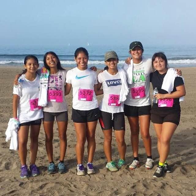 Students Run LA