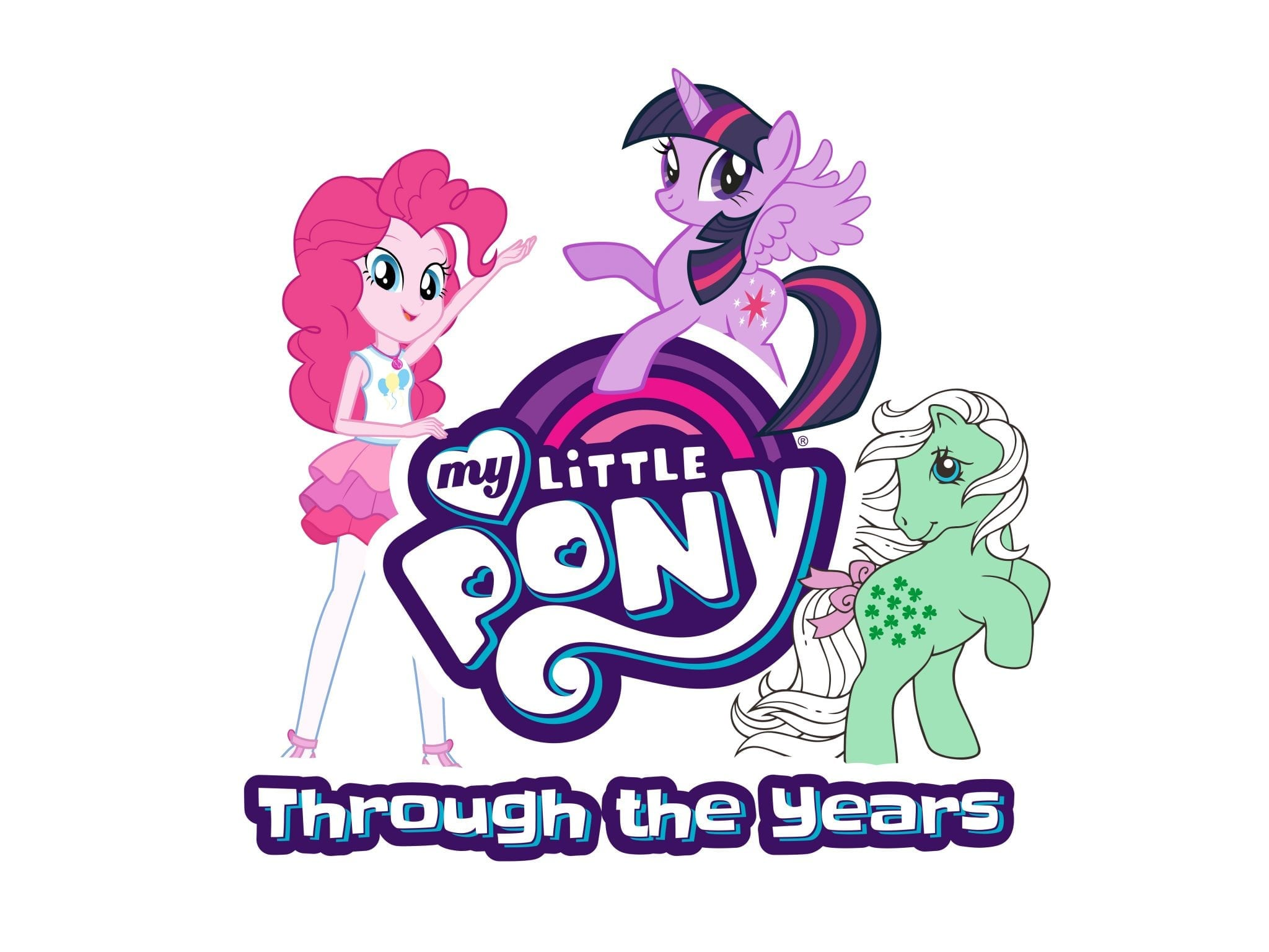 My Little Pony Through the Years: A Super-Saturday Family Screening Celebration!